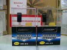 BlueAction Wireless Headset BAE-815 Black*Bluetooth v2.1,Compa.real time listing