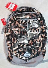 NEW THE NORTH FACE BOREALIS WOMENS  BACKPACK  vintage white pieces print