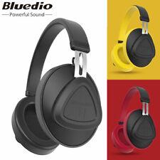 Bluedio TM Bluetooth 5.0 Headphones Wireless Headset Extra Bass Sport Earphones