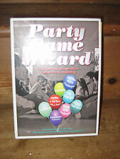 PARTY GAME WIZARD 16 TRADITIONAL GAME WITH PROP MODERN TWIST 7-107 YRS ANY VENUE