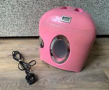 Woolworths Rose Mini Cooler 6 L Mini Frigo-testé et de travail-Filles Chambre à coucher