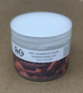 R+Co Badlands Dry Shampoo Paste 2.2 oz