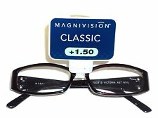 Magnivision Classic Reading Glasses VICTORIA AST +1.50 NWT #20