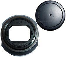 New Panasonic VYK5J94 Step-Up Ring With Rear Cap For VW-CLT2 3D Lens - US Seller