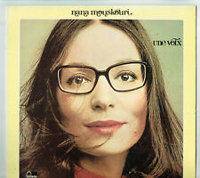 """33T Nana MOUSKOURI Vinyle LP 12"""" UNE VOIX - SOLEIL - AVE MARIA -FONTANA 6325 320"""