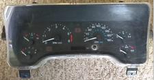 1997-2000 Jeep Wrangler TJ Dash Metric Speedo/ Tach Instrument Cluster