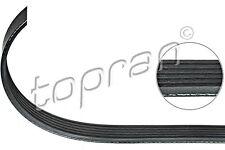 TP V-Ribbed Belt Fits AUDI 80 RENAULT 19 SEAT Ibiza SKODA Fabia VW 028260849F