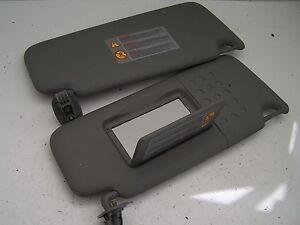 Renualt Clio Sun visors ( 2002-2005)
