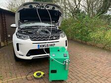 S7G Ultra Engine carbon clean machine Hydrogen HHO System DPF EGR cleaner 1400L