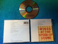 The Paul McCartney Collection - Wings At The Speed Of Sound CD