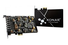 Asus Xonar AE Soundcard - PCIe, 7.1 Channel, Hi-Res Audio, 150ohm Headphone Amp