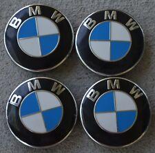 BMW OEM OE Wheel Center Cap Set of 4 PA6-MX GF30 / 3613 6 783 536 03 04