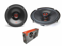 JBL 330 Watts 3 Ohm Shallow Mount 6.5 Inch Two Way Coaxial Car Speaker CLUB620F