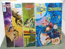 Micronauts #1, 2, 3, 4 IDW Comics CB5507
