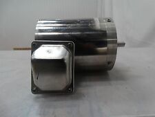 Sterling Electric Motor SBY074MCA 3/4HP 208-230/460V 2.27-2.20/1.10A 1730RPM
