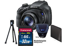 Sony DSC hx400v incl. 32gb SET COMPLETO! fotocamera Digitale hx400v ***