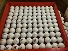 New listing 100 used golf balls Titleist NXT Tour brand, Great Condition 4A, AAAA