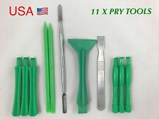 Plastic Metal Pry Spudger Stick Repair Set Tools fix iPhone iPod LG  Galaxy HTC