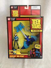 2004-Teen Titans! AQUALAD VAC CYCLE  MISB Action Figure /Vehicle VHTF -ORIGINAL