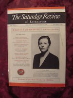 Saturday Review November 19 1938 PEARL BUCK WILLIAM ALLEN WHITE