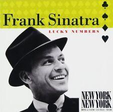 FRANK SINATRA - LUCKY NUMBERS CD (Reprise Records) NEW YORK NEW YORK, LAS VEGAS