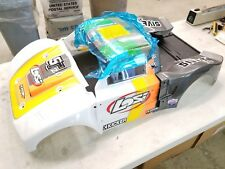 Losi 1/5 5ive-T 2.0 -Orange/White/Grey COMPLETE BODY SET