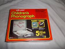 Dejay Sp11 Children'S Phonograph