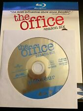 The Office - Season 6 BLU-RAY, Disc 4 REPLACEMENT DISC (not full season)