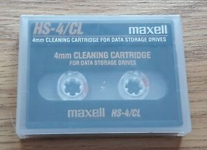 Maxell 4mm Cleaning Cartridge HS-4/CL