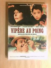 DVD / VIPERE AU POING / JACQUES VILLERET / CATHERINE FROT / NEUF SOUS CELLO
