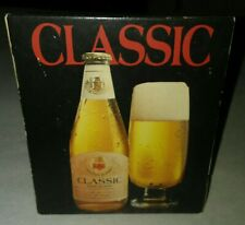 Vtg Classic Beer Match Box Triangular Christian Schmidt Brewing W/ Matches Phila