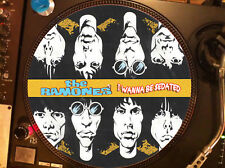 "The Ramones - I Wanna Be Sedated Mega Rare 12"" Picture Disc Promo Single LP NM"