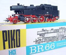 Piko HO 1:87 Deutsche Bundesbahn DB BR 66 STEAM LOCOMOTIVE MIB`78 VERY RARE