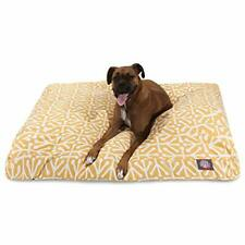 Citrus Aruba Extra Large Rectangle Indoor Outdoor Pet Dog Bed With Removable .