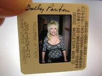 Original Press Photo Slide Negative - Dolly Parton - 2000 - D