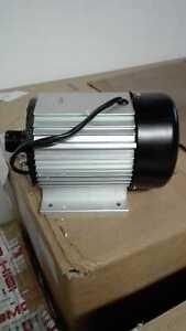 Motore Trifase - con staffa e puleggia - 60 Hz - 3.0HP - 220VAC - 3 PH