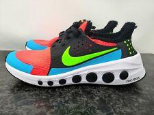Nike cruzrone brillante carmesí Electric Green CD7307 600 para mujer Talla 7