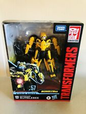 Transformers Studio Series 57 Deluxe - Offroad Bumblebee New And Sealed