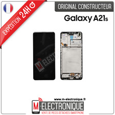 ECRAN LCD NOIR ORIGINAL SAMSUNG GALAXY A21S SM-A217F
