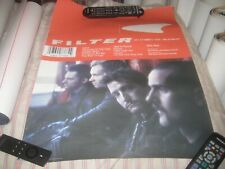 Filter-Title Of Record-1 Poster-18X24 Inches-Nmint-Rare!