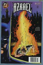 Azrael #2 1995 Batman Agent of the Bat DC Comics v