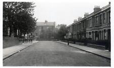 Carthew Villas W6 Nr Shepherds Bush Hammersmith unused RP old postcard BS 173