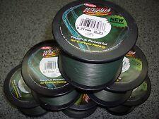 Berkley Whiplash Green, 0,17mm, 21,7kg, 900m  1/2 Großspule