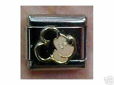 AUTH DISNEY MICKEY MOUSE ITALIAN CHARM CHARMS NEW