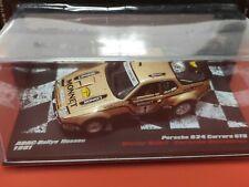 COCHE 1/43, ALTAYA, MODELO PORSCHE 924 CARRERA GTS ADAC RALLYE HESSEN 1981 ROHRL