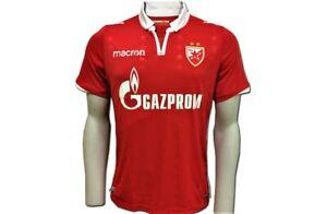 F.C. RED STAR Crvena Zvezda away Football shirt XXL Jersey NEW with tags MACRON