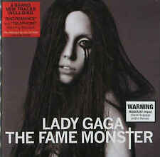 Fame Monster - Lady Gaga CD Great condition