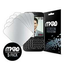 BlackBerry Classic Q20 Screen Protector, Mirror 5-Pack - MPERO Collection