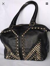 Bags Womens NEW Black.metal buttons.zipper
