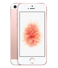 Apple iPhone SE 2016 - 128GB - Rose Gold (Unlocked) A1662 (CDMA+GSM) - MP812LL/A